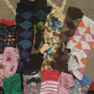 Hot Sox Accessories - Lot of Women Socks